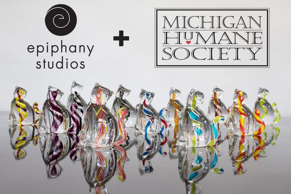epiphany & Michigan Humane Society