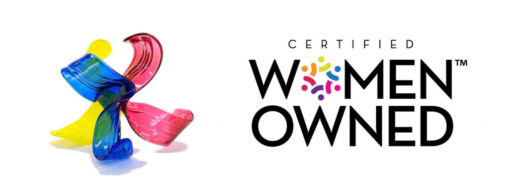We are proud to be a Certified Woman Owned Business!