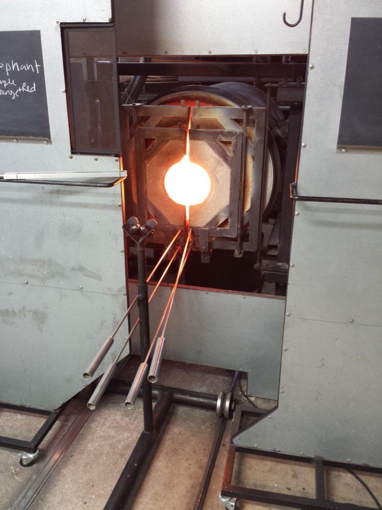 Re-heating Chamber