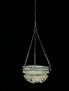 Cage Cup from Roman Empire