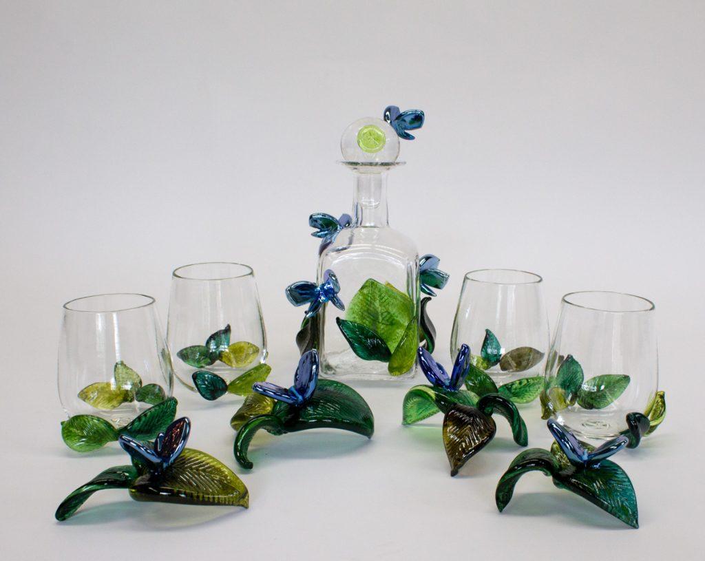 Custom Decanter Gift Set