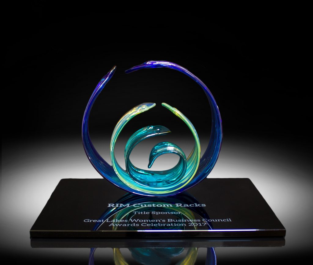 Great Lakes Women's Business Council Award