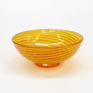 Red & Orange Zanfirico Bowl