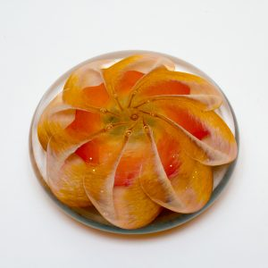 Tiger Lily Paperweight