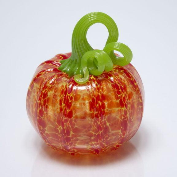 Fire Orange Pumpkin