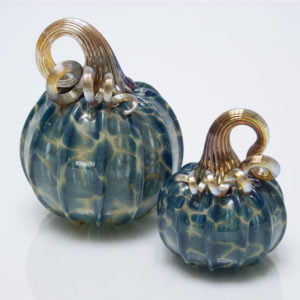 Turquoise Pumpkins