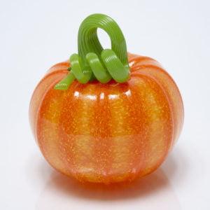 Bright Orange Pumpkin