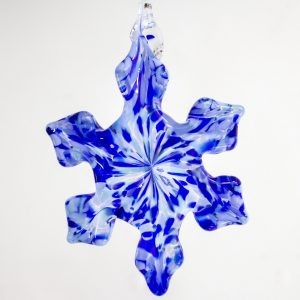 Winter Mix Snowflake Ornament