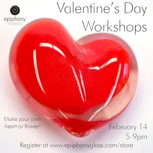 Valentine's Day Workshops