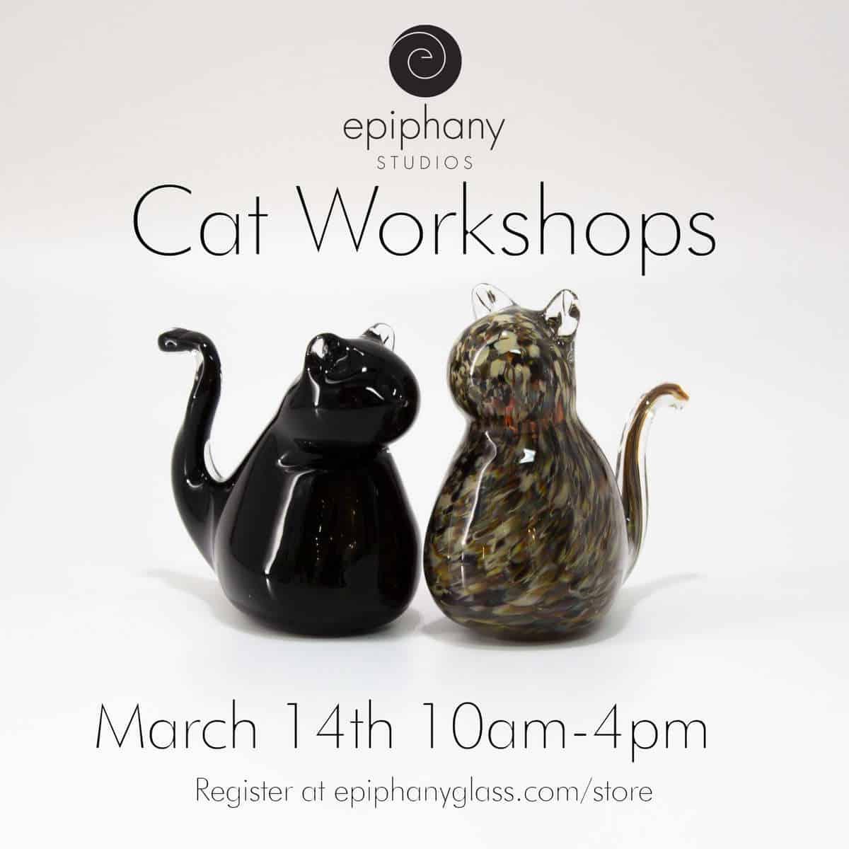 March Cat Workshops