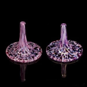 Pink & Purple Ring Holder