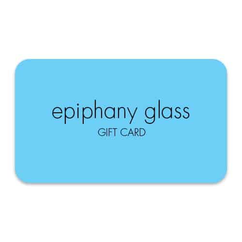 epiphany glass e-gift card