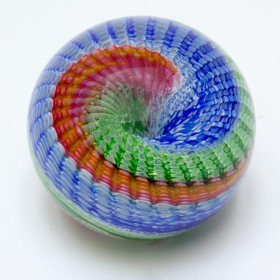 Rainbow Paperweight