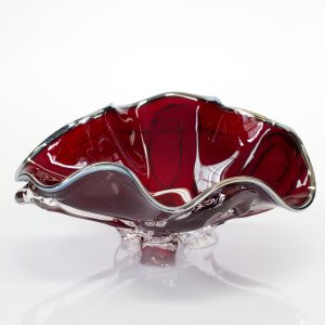 Rich Ruby Red Free Form