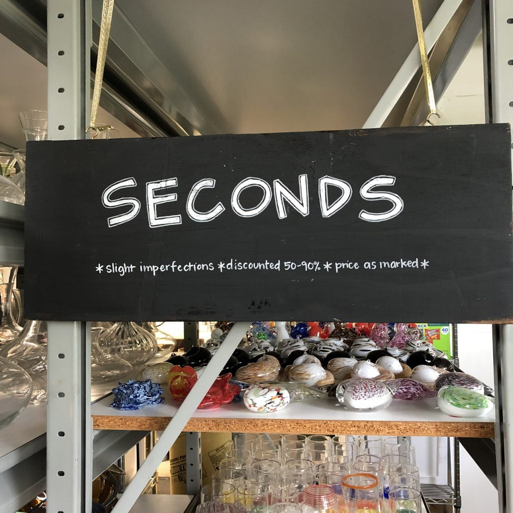 Seconds Cart