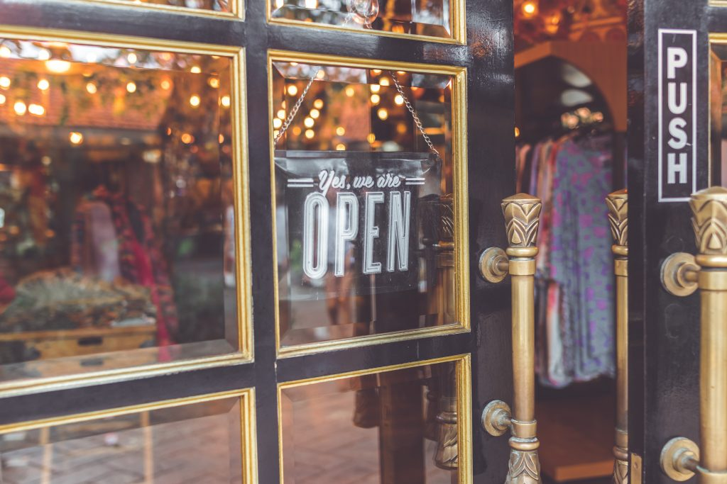 Now is the time to support your favorite small businesses