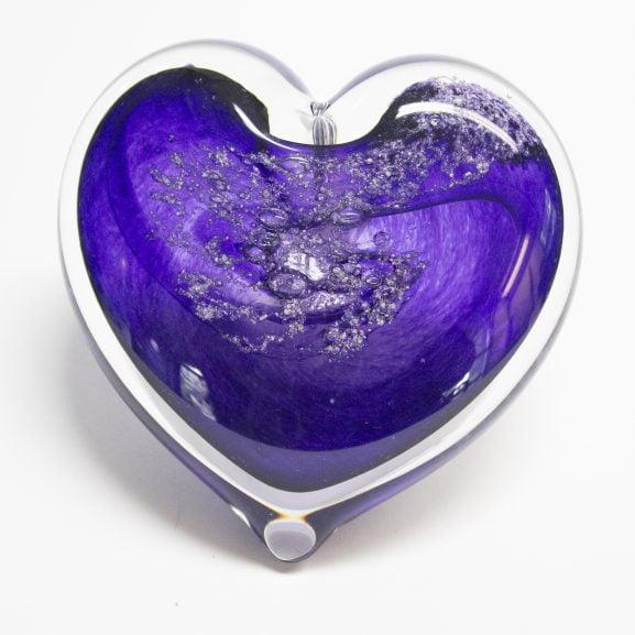 Purple Heart Paperweight
