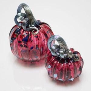 Cranberry Silver Pumpkins