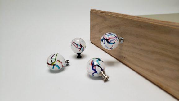 Kaleidoscope Drawer Knobs