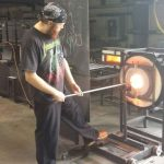 Chris Kramer: Assistant Glassblower