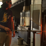 Jared Monchnik: Assistant Glassblower of team epiphany